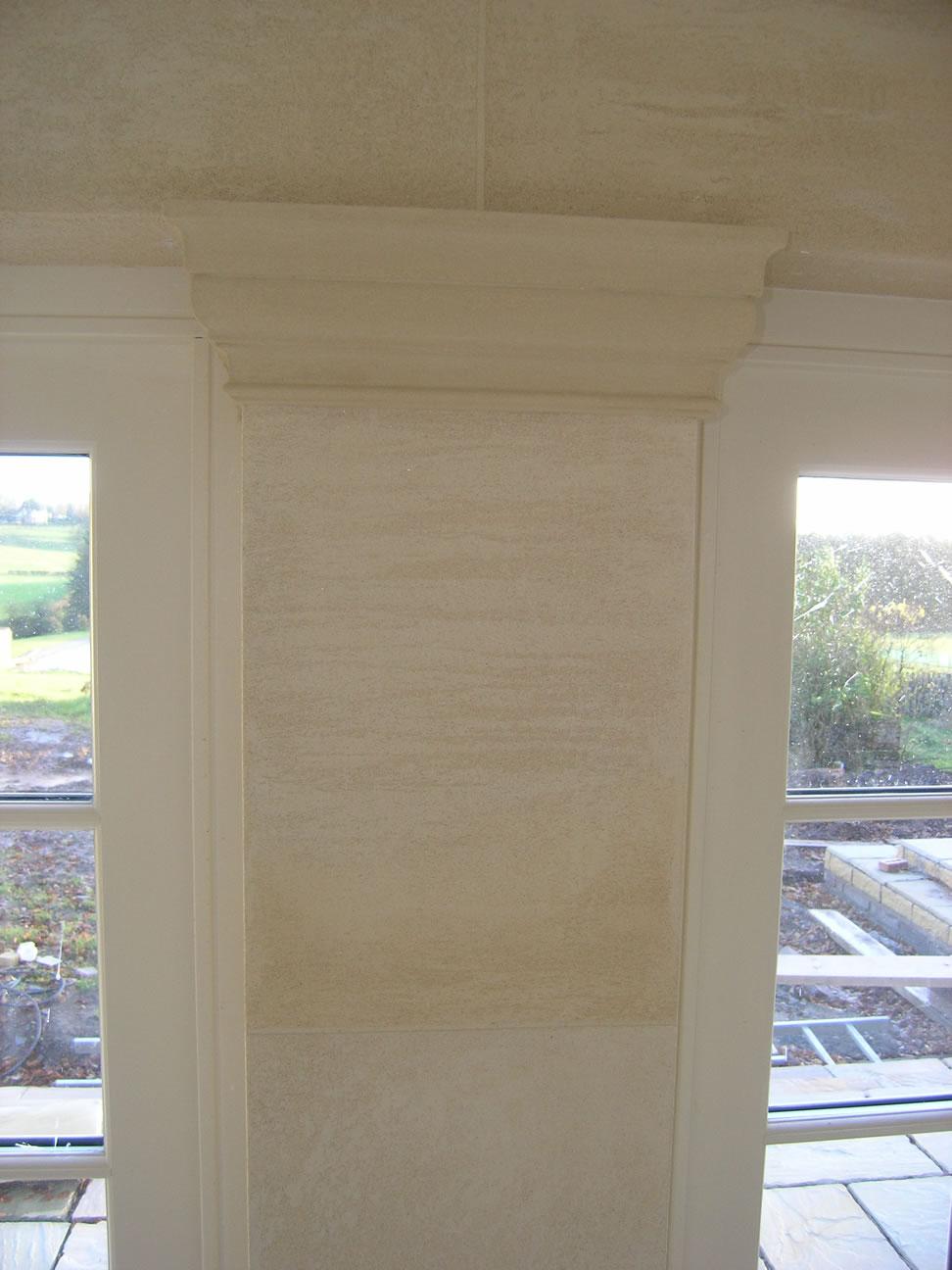Decorative Stone Block Finishes Glasgow Scotland Sam